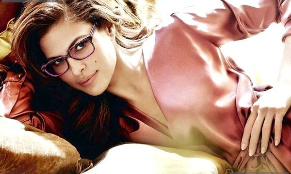 Єва Мендес знову стала обличчям vogue eyewear (aфото)
