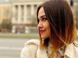 Фарбування омбре на темне волосся: можливі варіанти