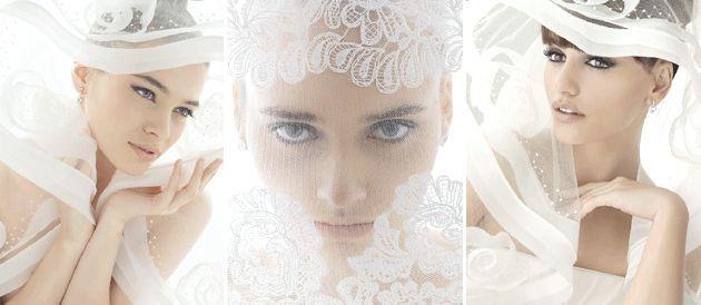 Фата: історія весільного аксесуари