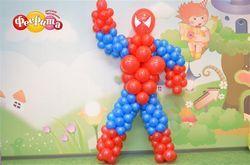 Фігури з повітряних кульок на день народження