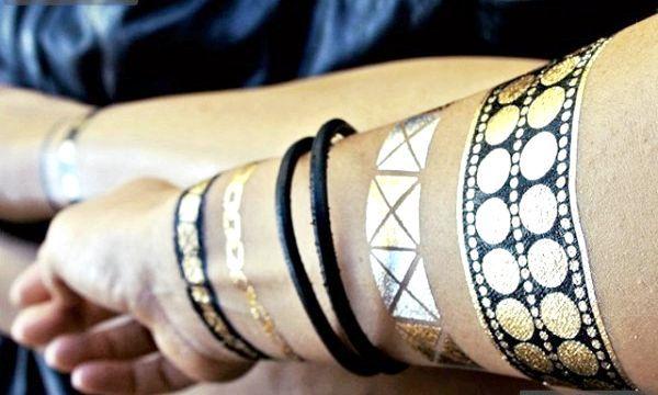 Флеш-татуювання: новий тренд (фото)