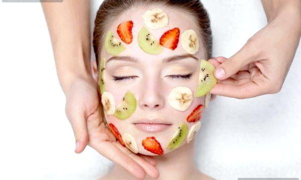 Фрукти для обличчя: рецепти домашніх масок