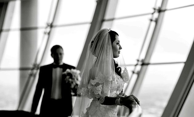Футуристично весілля