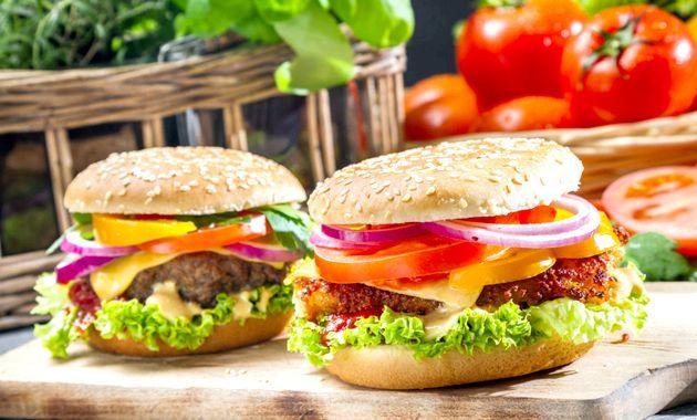 Гамбургери в домашніх умовах