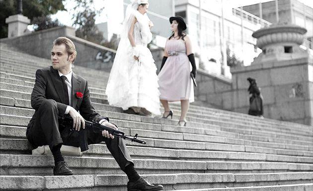 Гангстерська весілля