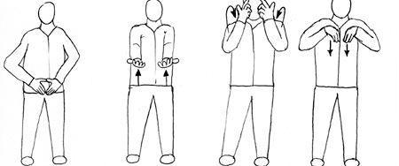 Гімнастика Цигун для початківців