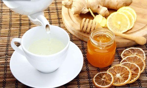 Гліцерин, мед, лимон від кашлю