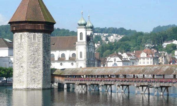 Міст Капелльбрюкке