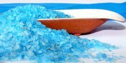 Худнемо за допомогою морської солі