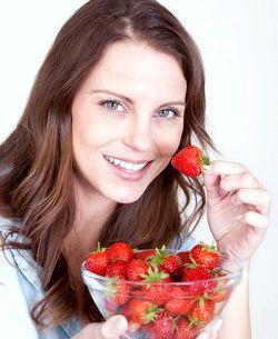 Худніть за допомогою полуничною дієти!