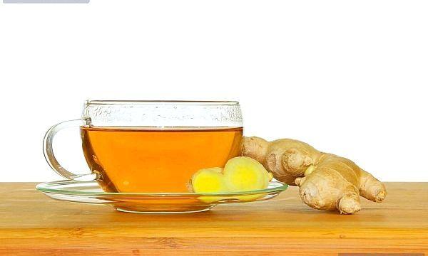 Імбир з лимоном і медом (рецепти)