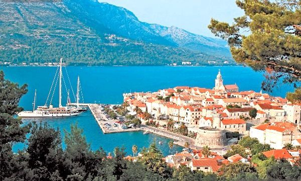 Цікаві факти: відпочинок і визначні пам'ятки хорватии (фото)