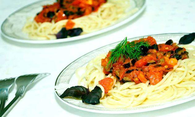 Італійські соуси до пасти