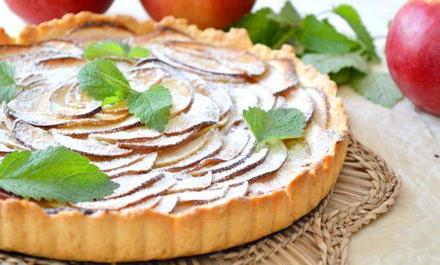 Яблучний тарт-татен