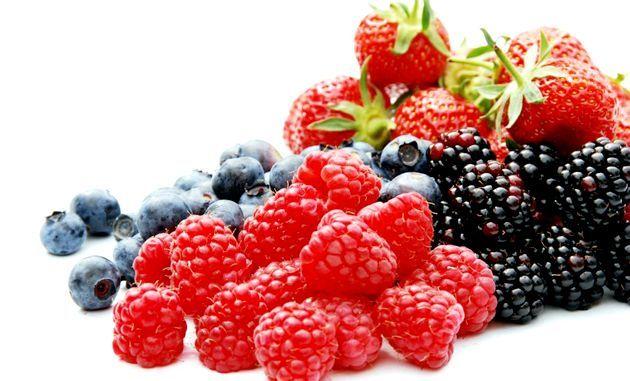 Ягоди для здоров'я та краси - сонячні плоди довголіття