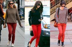 Як і з чим можна носити сірі штани