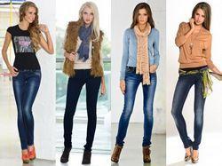 Як вибрати і з чим носити джинси