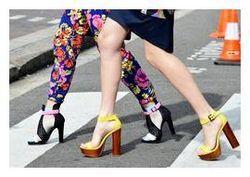 Яке взуття носити цього літа