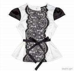 Які блузки будуть модними в 2014 році?