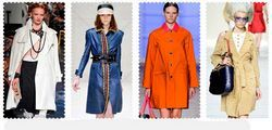 Які літні плащі будуть в моді 2014?