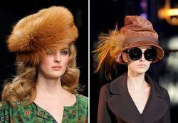 Які шапки будуть модні в 2014 році?