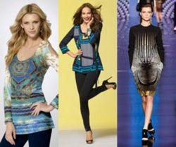 Які туніки будуть модними в 2014 році?