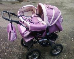 Якщо ви вирішили придбати дитячу коляску