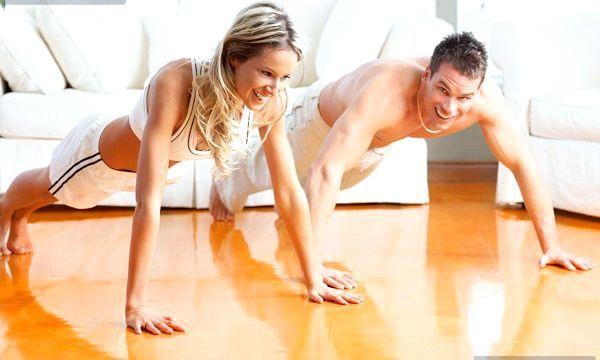 Ефективні вправи для приголомшливою фігури