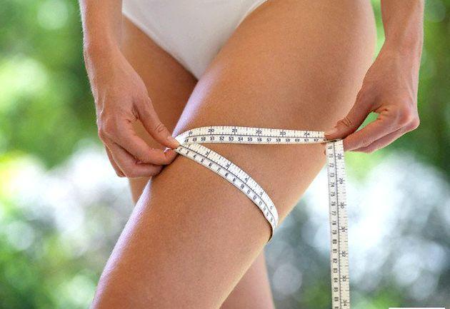 Ефективний комплекс для схуднення ніг
