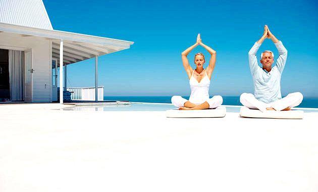 Йога для спини і хребта - вправи, профілактика, рекомендації, протипоказання