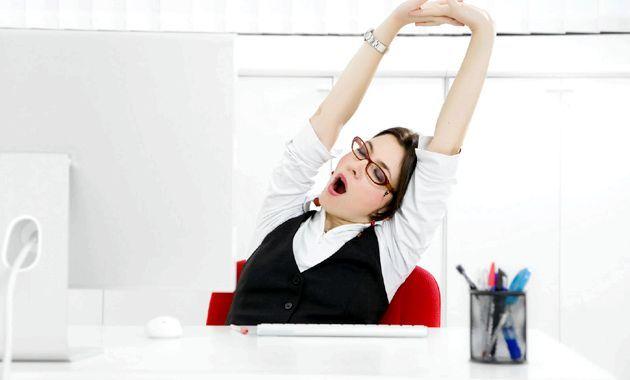 Як швидко підбадьоритися на роботі