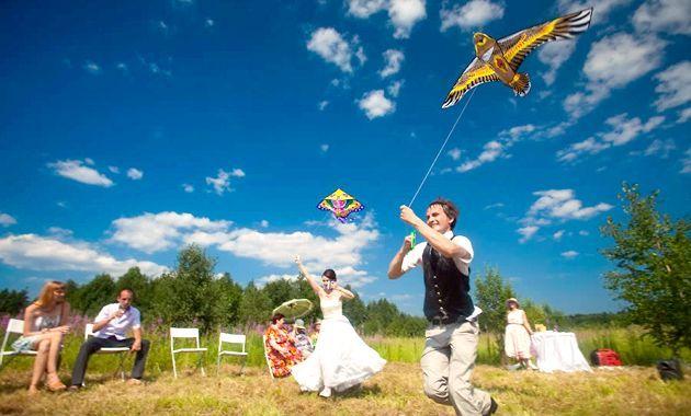 Як оригінально провести другий день весілля
