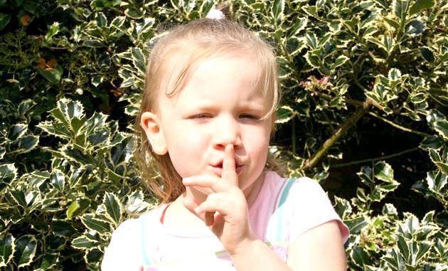 Як відучити дитину від нецензурних слів