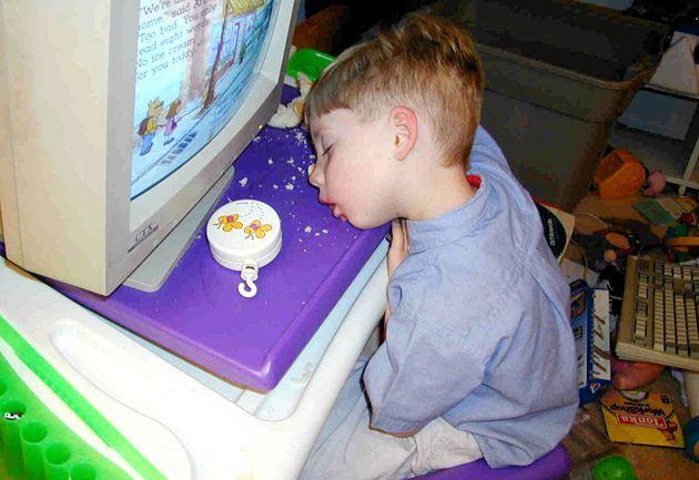 Як побороти залежність дітей від комп'ютера