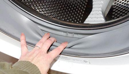 Як почистити пральну машину автомат від накипу?