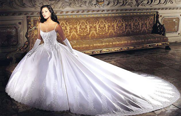 Як з'явилося біле весільне плаття?
