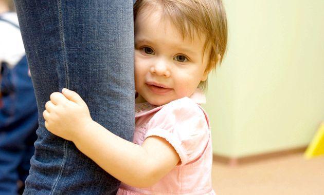 Як допомогти дитині побороти сором'язливість?