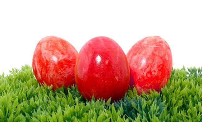 Як правильно фарбувати яйця на пасху в домашніх умовах