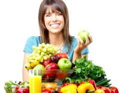Як правильно харчуватися, щоб схуднути і не набирати вагу?