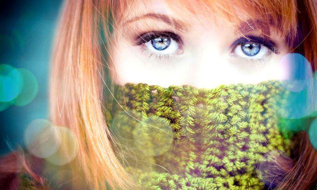 Як правильно вибрати шарф на зиму