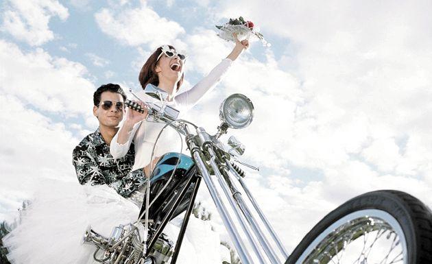 Як правильно вібрато весільний кортеж на весілля