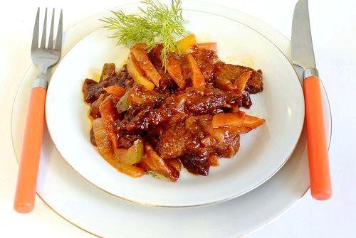 Як приготувати кисло-солодке м'ясо по-китайськи, рецепт на новий рік з фото