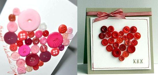 Як самостійно зробити подарунок на день святого Валентина