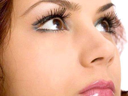 Як зробити очі виразними