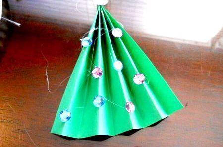 Листівка на Різдво своїми руками