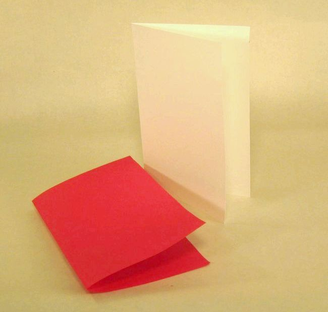 Як зробити листівку-валентинку на день святого валентина своїми руками