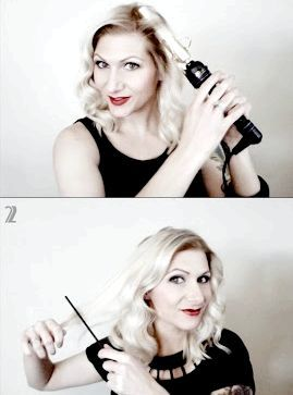 Як зробити зачіску в стилі 20х років - фото майстер-клас