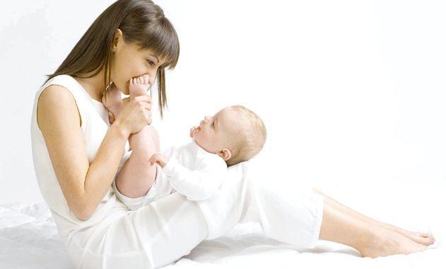 Як стимулювати почуття дитини після народження