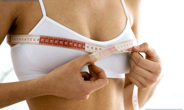 Як зменшити груди в домашніх умовах