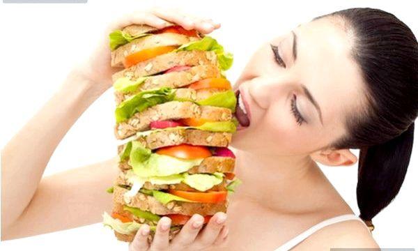 Як утамувати відчуття голоду?